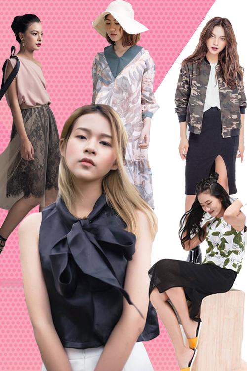 22 thương hiệu thời trang Việt được yêu thích nhất hiện nay