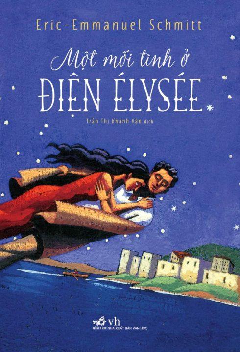 Một mối tình ở điện Élysée