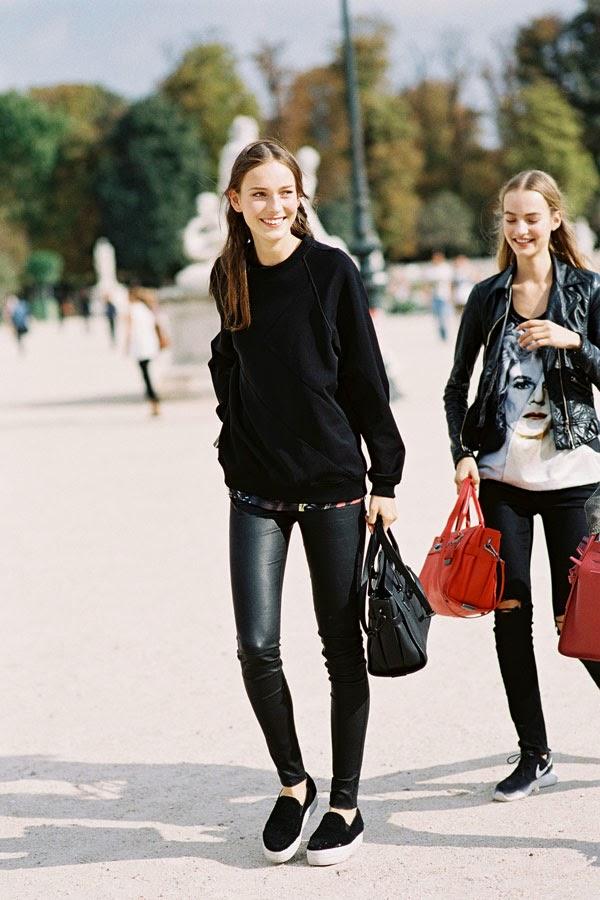 """Để tránh """"thảm họa thời trang"""" có thể xảy ra, bạn hãy lưu ý độ dài của chiếc áo mặc cùng."""