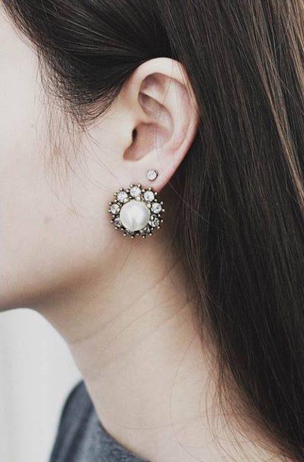 Bấm lỗ đúp - những ví trí bấm lỗ tai được yêu thích elle vn