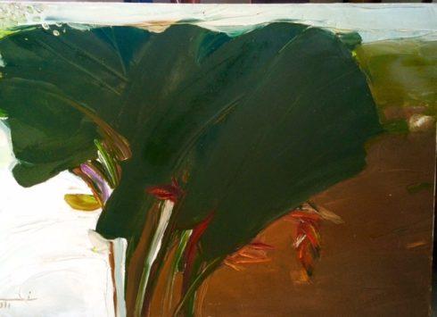 bức tranh của họa sĩ Võ Lương Nhi