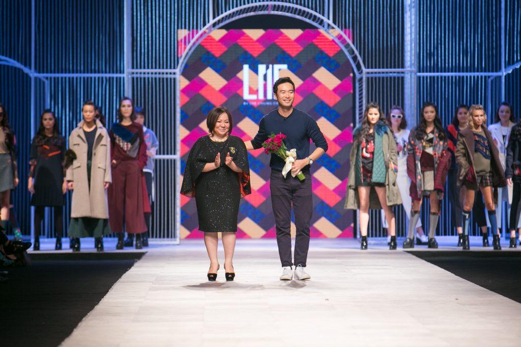 NTK Chung Chung Lee và BST Thu-Đông 2016 - ELLE VN