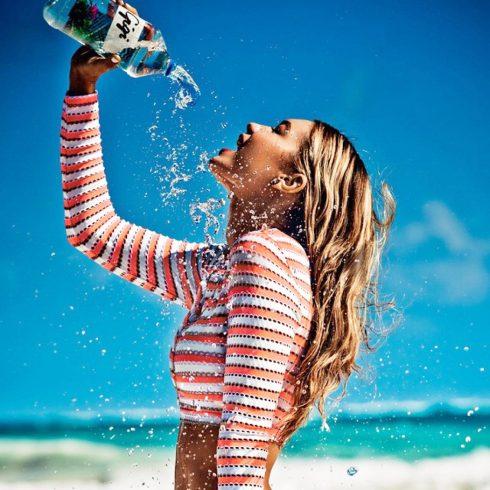bổ sung nước cho cơ thể