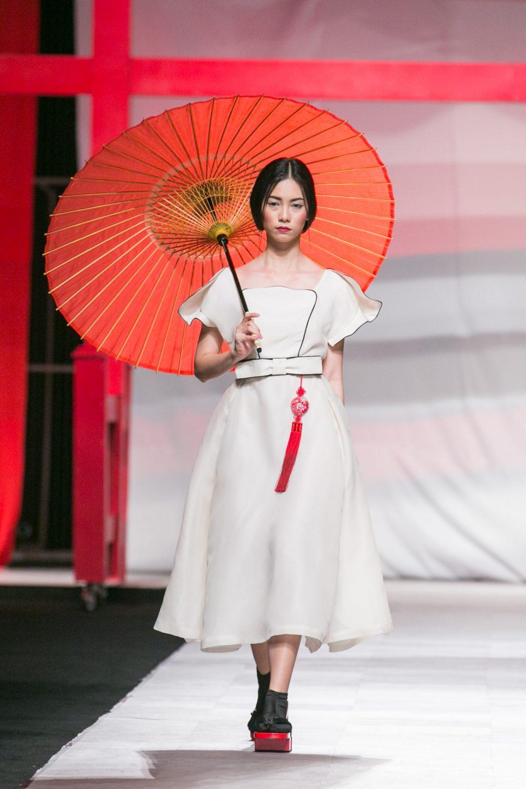 """Một Nhật Bản """"Tinh Khôi"""" trong BST Thu-Đông 2016 của NTK Phương My - ELLE VN"""