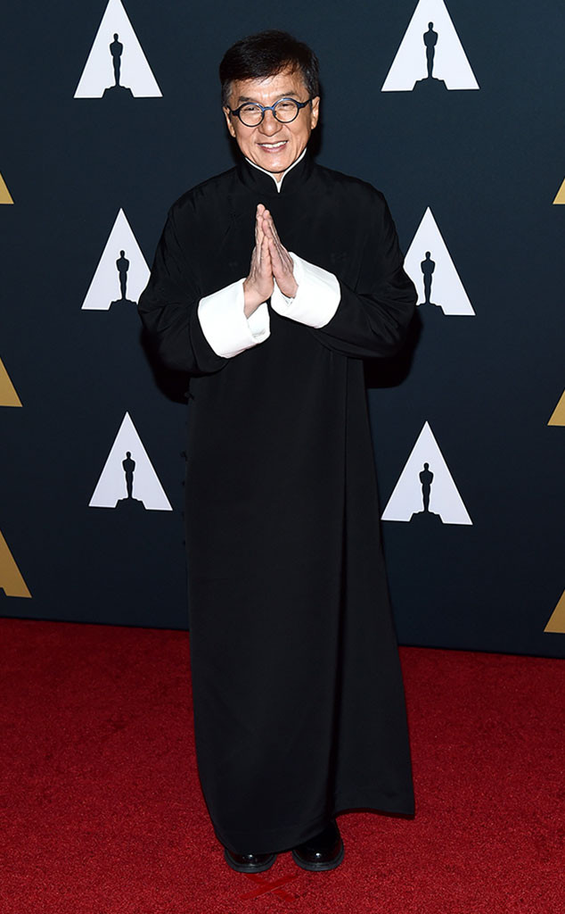 Thành Long đã đoạt Giải thưởng Oscar sau hơn 50 năm cống hiến ELLE VN