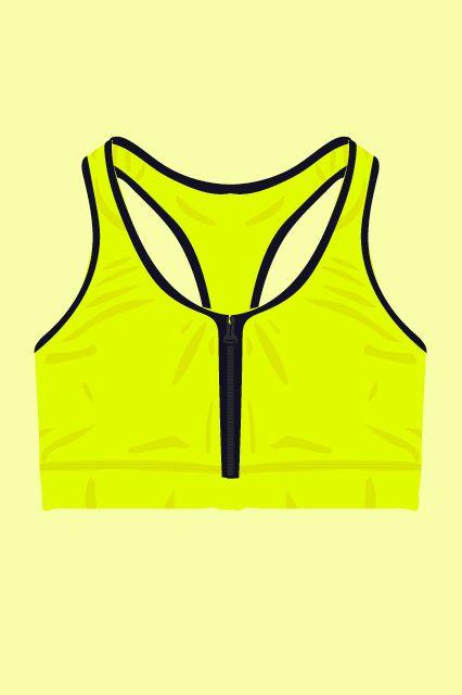 Áo ngực thể thao - Sports bra - elle vn