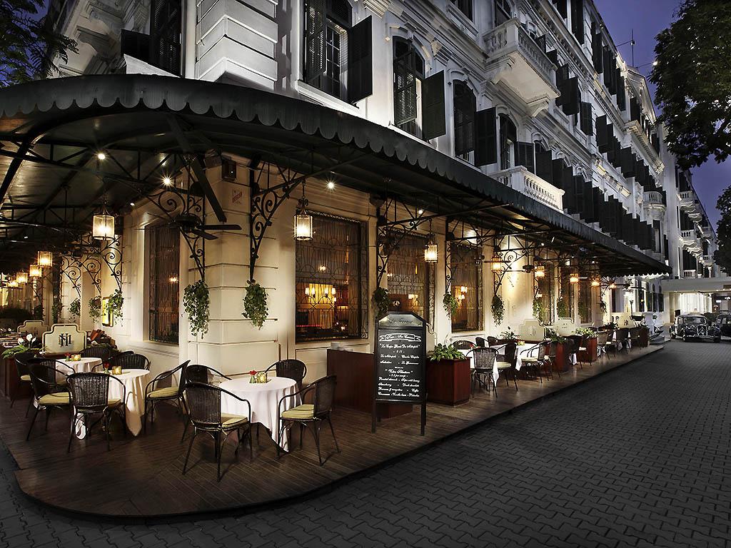 Khách sạn Sofitel Metropole Hà nội - elle vn