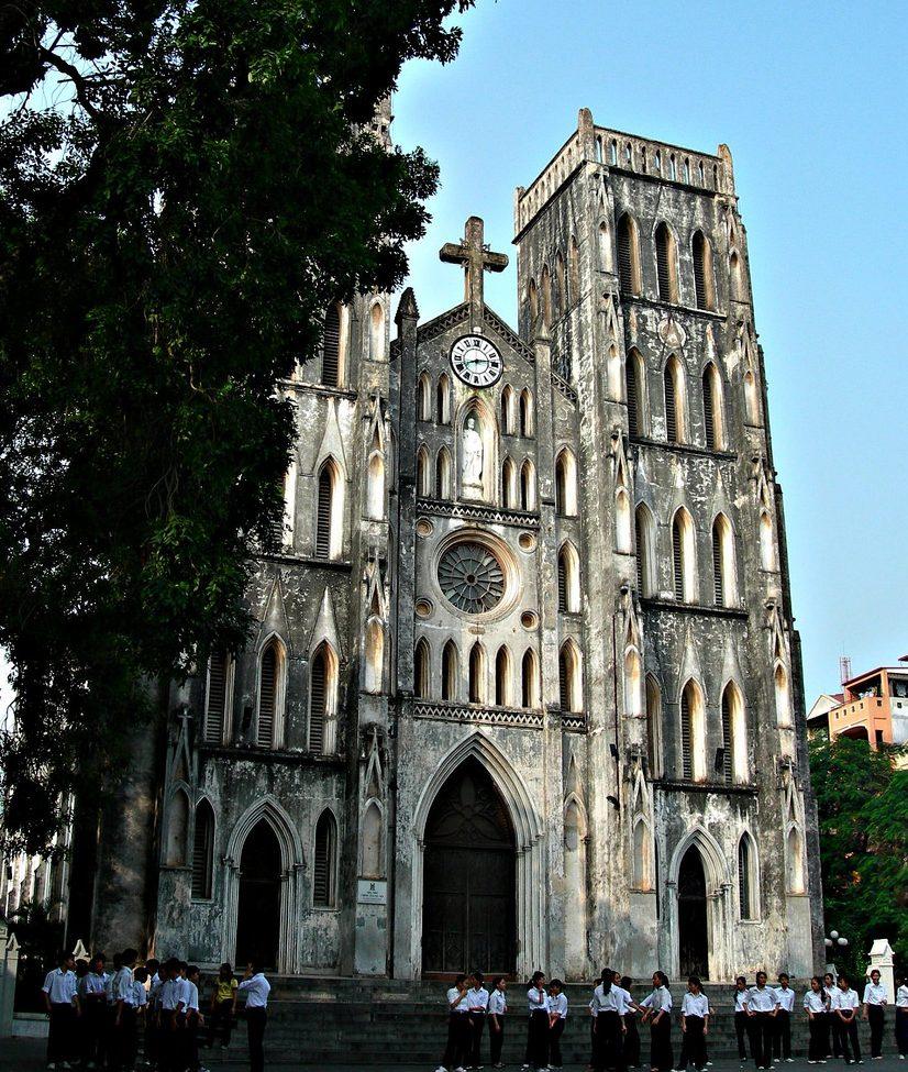 Nhà thờ lớn Hà Nội - ELLE VN