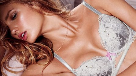 5 mẹo trang điểm tỏa sáng như thiên thần Victoria's Secret