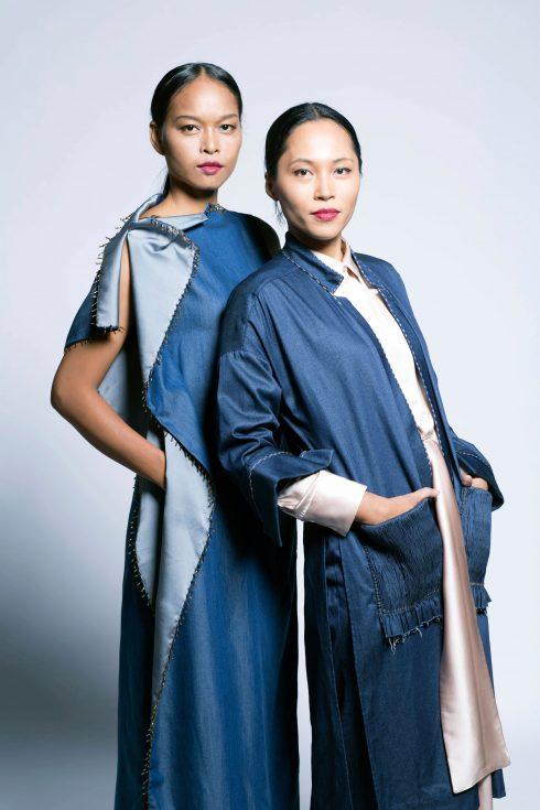 Lâm Thu Hằng cùng NTK Diệu Anh