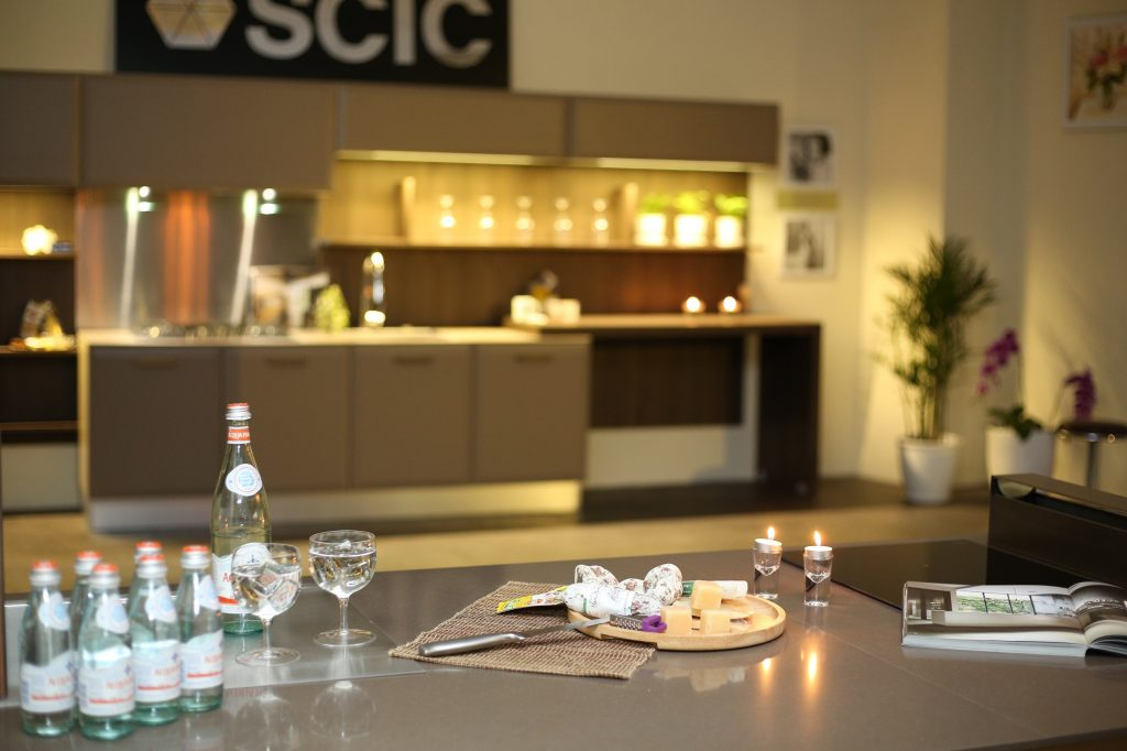 Căn bếp SCIC - 05