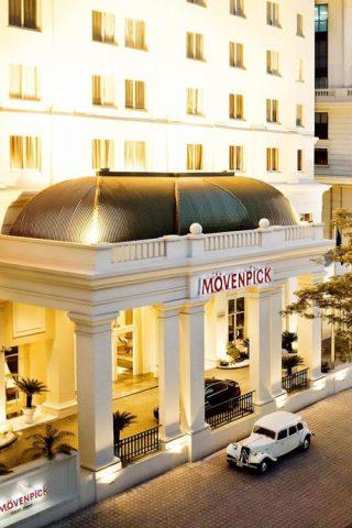 Mövenpick Hà Nội - Khách sạn boutique tốt nhất Đông Nam Á