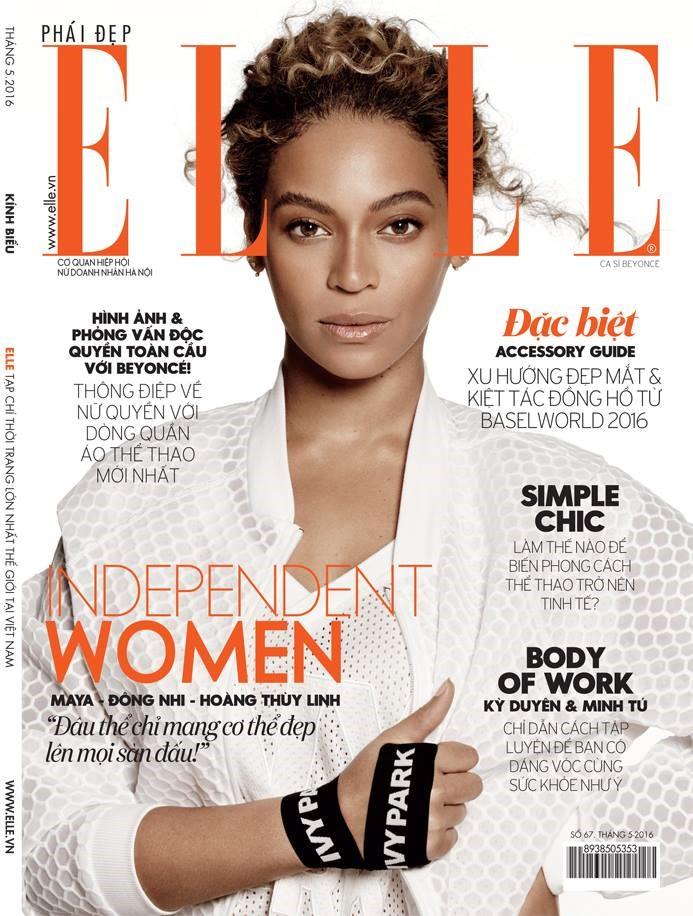 Những câu nói hay của Beyoncé giúp truyền cảm hứng - 01
