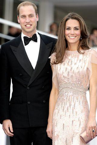 Gia đình hạnh phúc & gu thời trang quý tộc Hoàng tử William