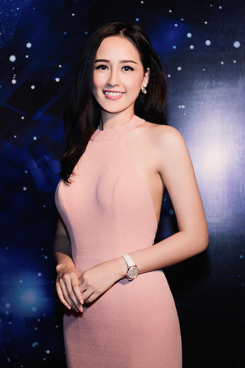 Hoa hậu Việt Nam Mai Phương Thuý