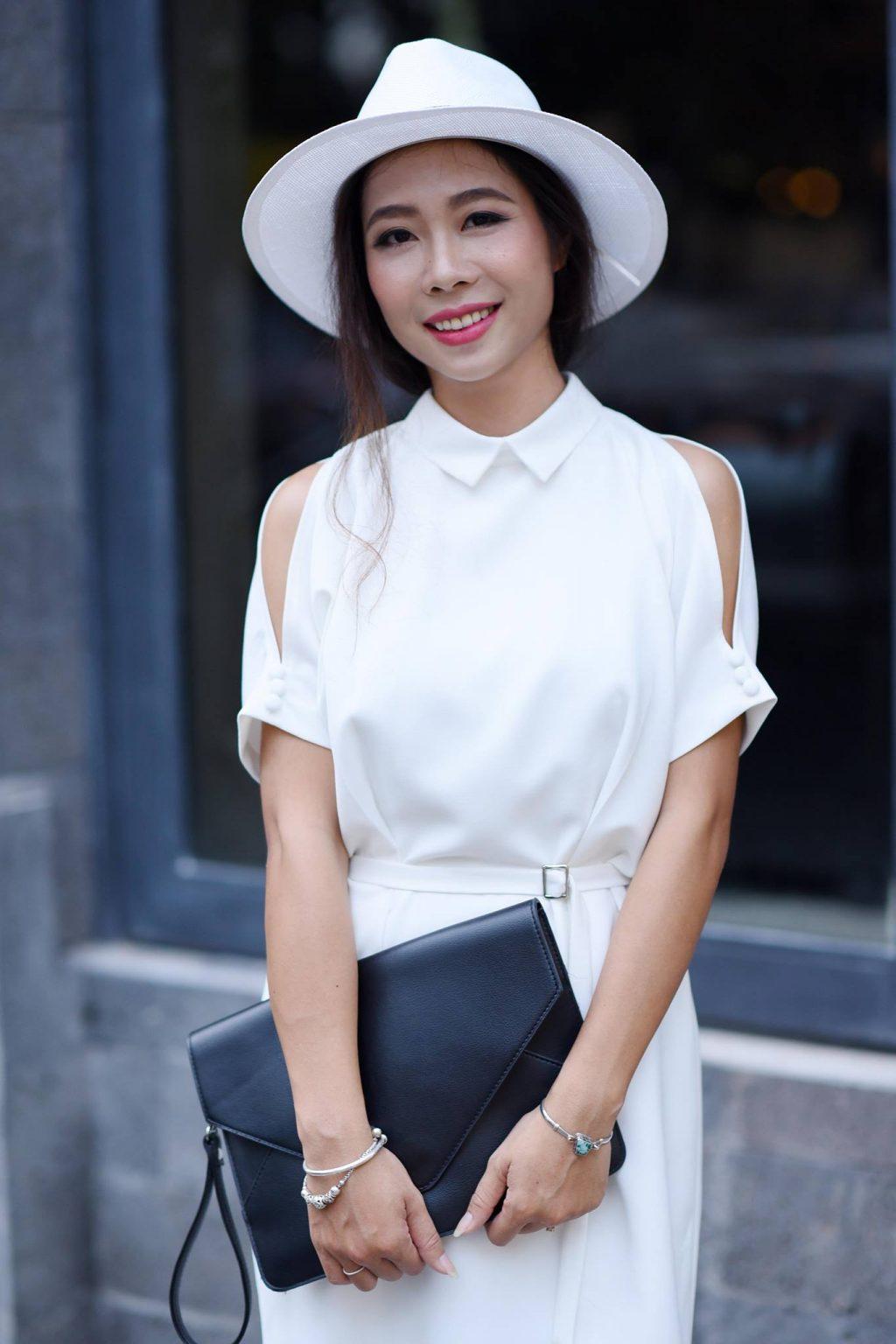 Nữ quyền trong làng thời trang - NTK Lek Chi - 01