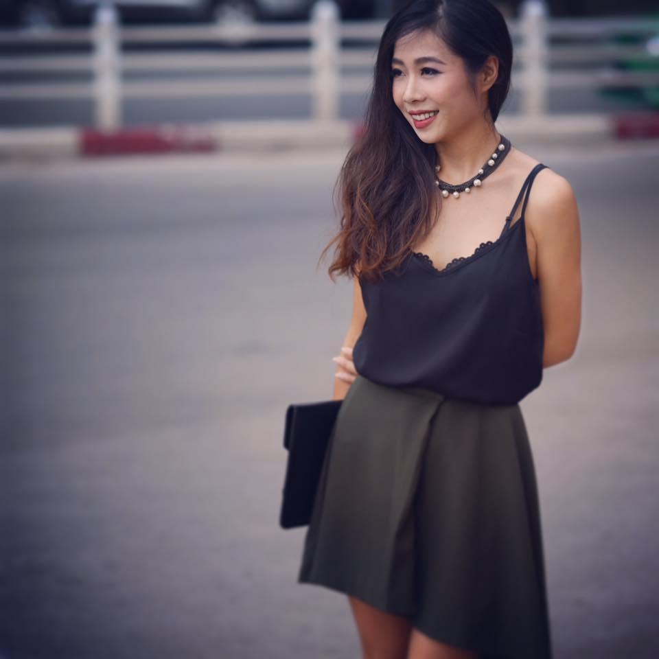 Nữ quyền trong làng thời trang - NTK Lek Chi - 02