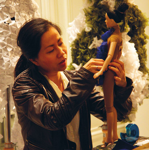 Nữ quyền trong làng thời trang - NTK Trần Thị Thanh Nga