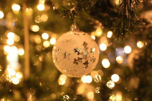 Một bữa tiệc tối Giáng sinh theo phong cách truyền thống kết hợp hiện đại sẽ là điều thú vị.