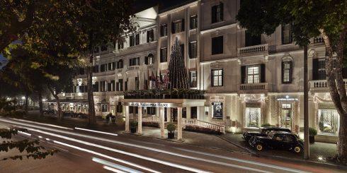 Đón Giáng sinh ấm áp tại khách sạn cổ kính nhất Hà Nội - Metropole Hà Nội.