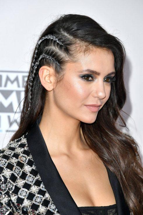 10 ngôi sao có phong cách trang điểm đẹp nhất thảm đỏ AMA 2016 - Nina Dobrev