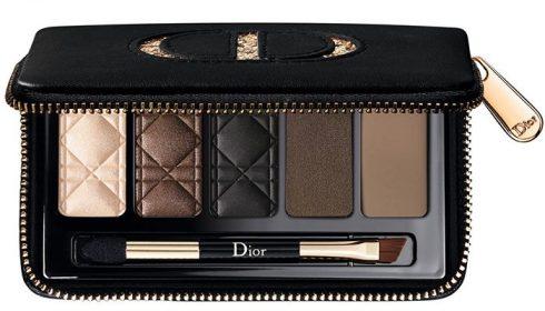 10 ngôi sao có phong cách trang điểm đẹp nhất thảm đỏ AMA 2016 - phấn mắt Dior