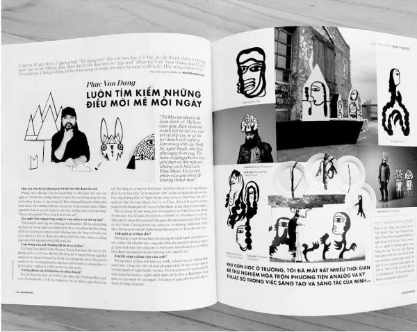 instagram@phucisme – The interview of Phuc Van Dang