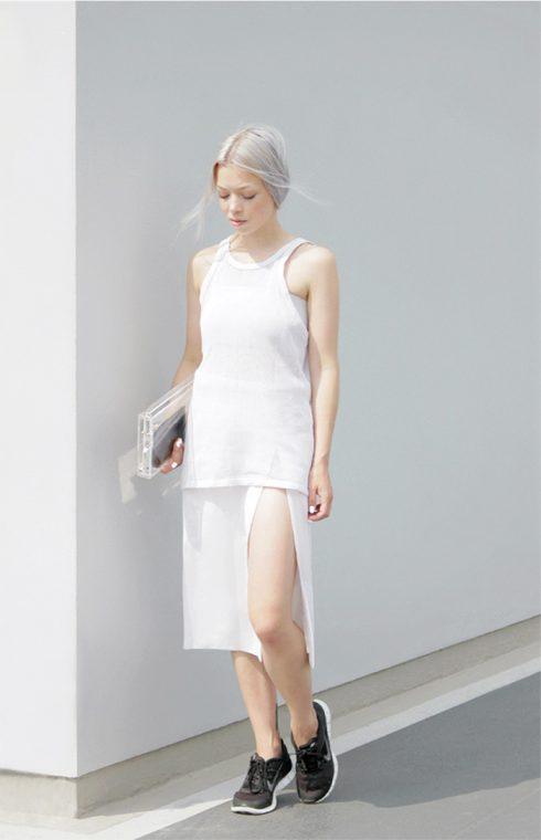 Gu thời trang trong sáng của nàng thơ Ivania Carpio - ELLE VN
