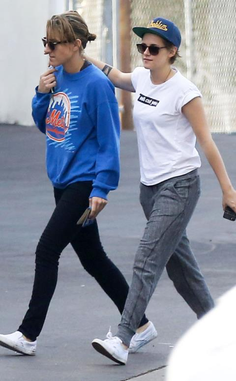 Những người làm dậy sóng tình cảm của Kristen Stewart, họ là ai? ELLE VN