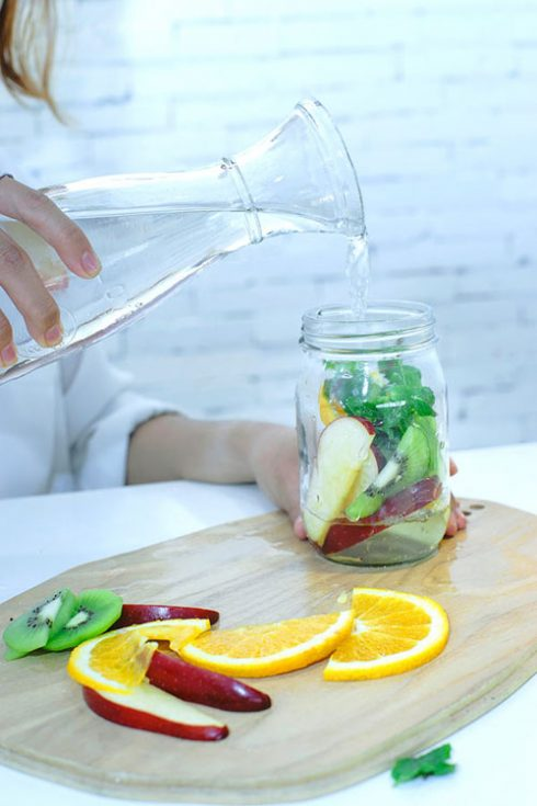 5 lý do để bạn thực hiện nước uống detox ngay lập tức ELLE VN