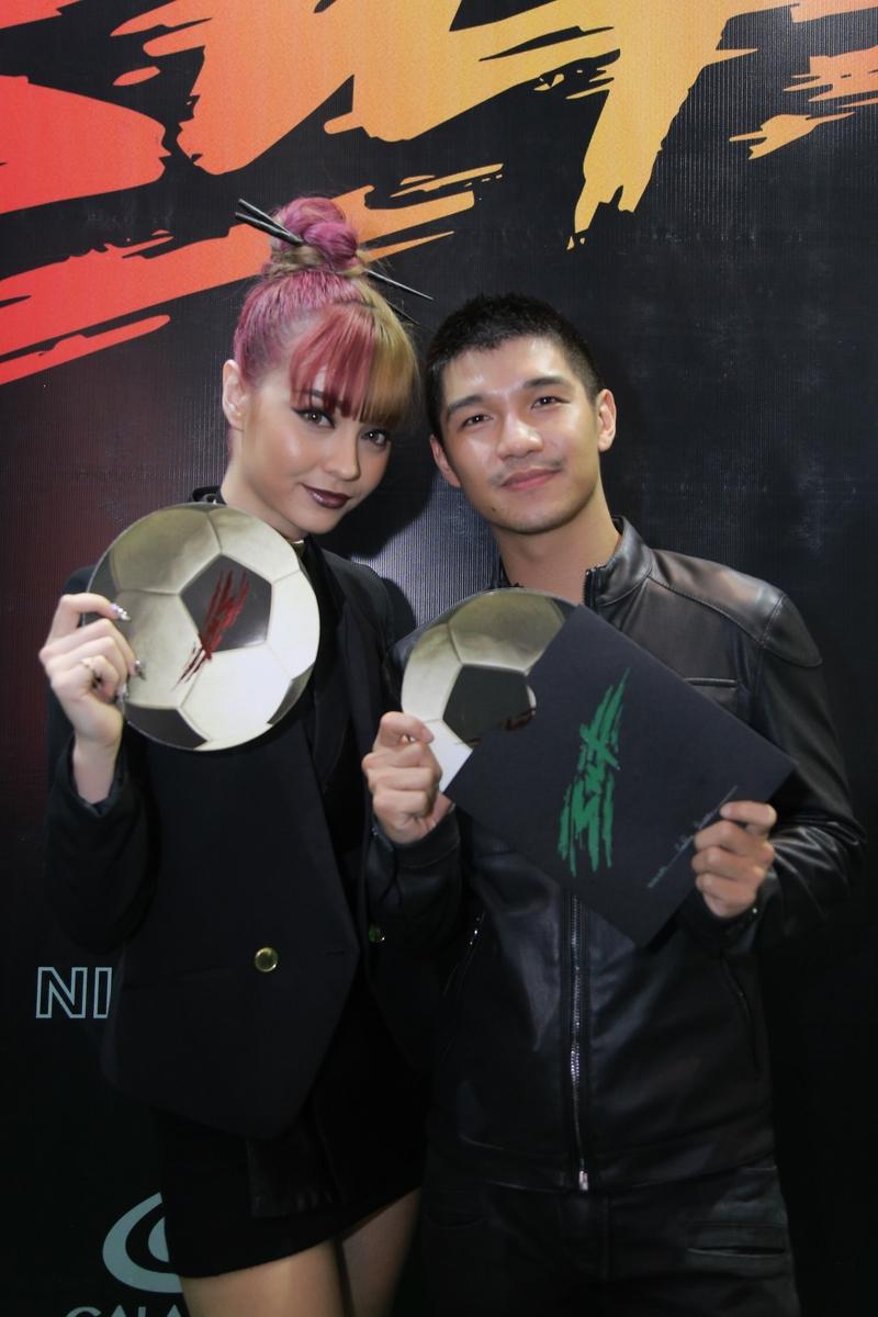 Dàn sao hào hứng đi xem phim SÚT của Việt Max - 04
