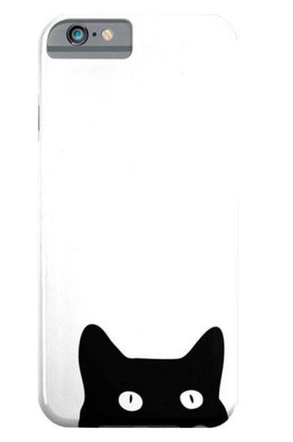 Ốp lưng iPhone mèo đen