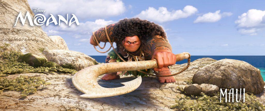 Phim hoạt hình Moana: Thêm một tuyệt tác từ Disney ELLE VN