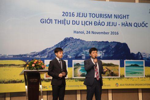 Sở du lịch Jeju đã chính thức được thành lập tại Việt Nam để quảng bá du lịch đến hòn đảo tự trị xinh đẹp này của Hàn Quốc.