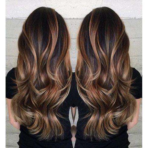 Những ý tưởng màu tóc nhuộm đẹp cho năm mới ELLE VN