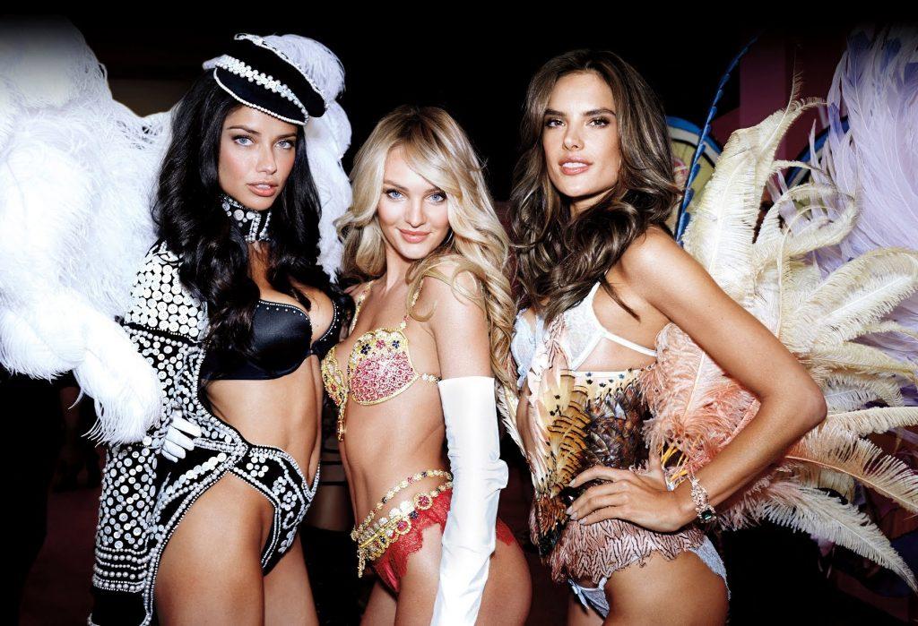 Thiên thần Victoria's Secret.