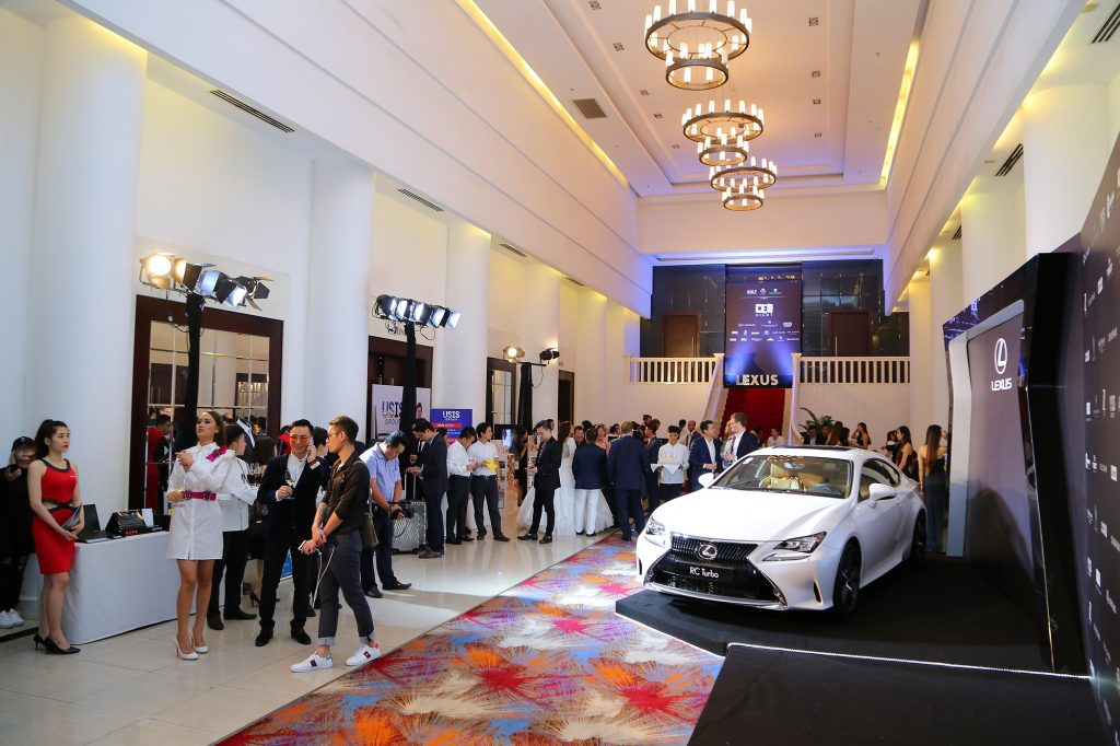 Lexus đồng hành cùng dạ tiệc CEO Night lần thứ 10 - 04