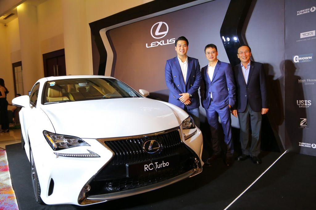 Lexus đồng hành cùng dạ tiệc CEO Night lần thứ 10 - 05