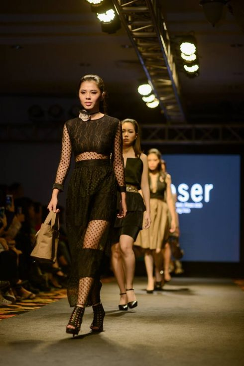 Closer mang phong cách cá tình, tự tin dành cho các cô nàng hiện đại.