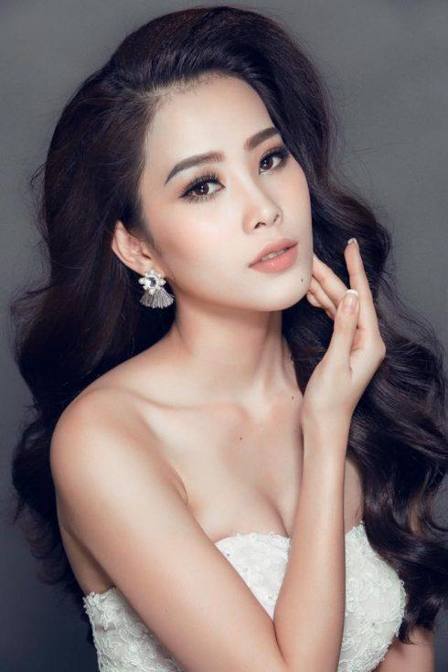 Hoa hậu Nam Em - Top 5 hoa hậu Trái Đất 2016