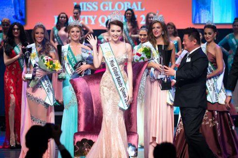 Ngọc Duyên (Nữ hoàng Sắc đẹp Quốc tế 2016 - Miss Global Beauty Queen)