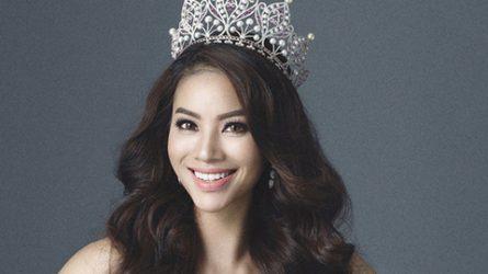 Rạng danh 9 sắc đẹp Việt trên đấu trường