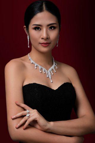 Ưu đãi giá đến 30% từ trang sức kim cương Lộc Phúc