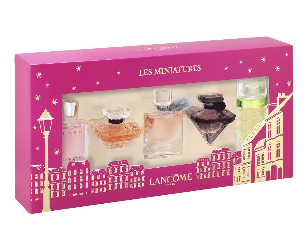 Những món quà Giáng sinh ngập sắc hồng từ Lancôme ELLE VN