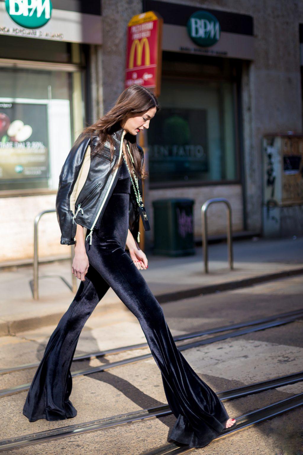 Vải nhung: Thời trang mùa lạnh 30