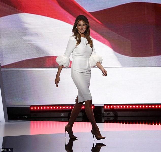 """Phong cách thời trang của """"những bóng hồng"""" nhà Donald Trump"""