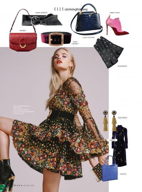 Nổi loạn với xu hướng Thời trang Thu - Đông 2016