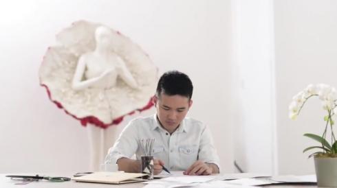 NTK Le Thanh Hoa chuan bi cho BST Lam Vu (2)