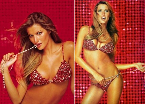 Red Hot Fantasy Bra năm 2000.