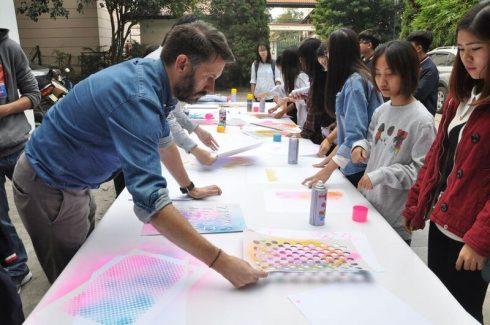 Tìm hiểu quá trình phát triển thiết kế của sinh viên từ giai đoạn nhập trường tới khi tốt nghiệpthông qua trưng bày các tác phẩm sinh viên.